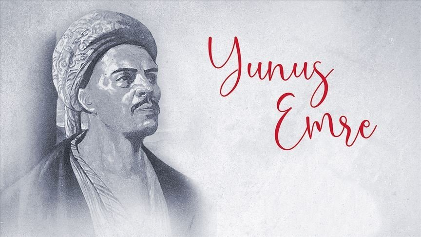 A common depiction used to portray Yunus Emre as there are no visual sources of the late poet. (AA PHOTO)
