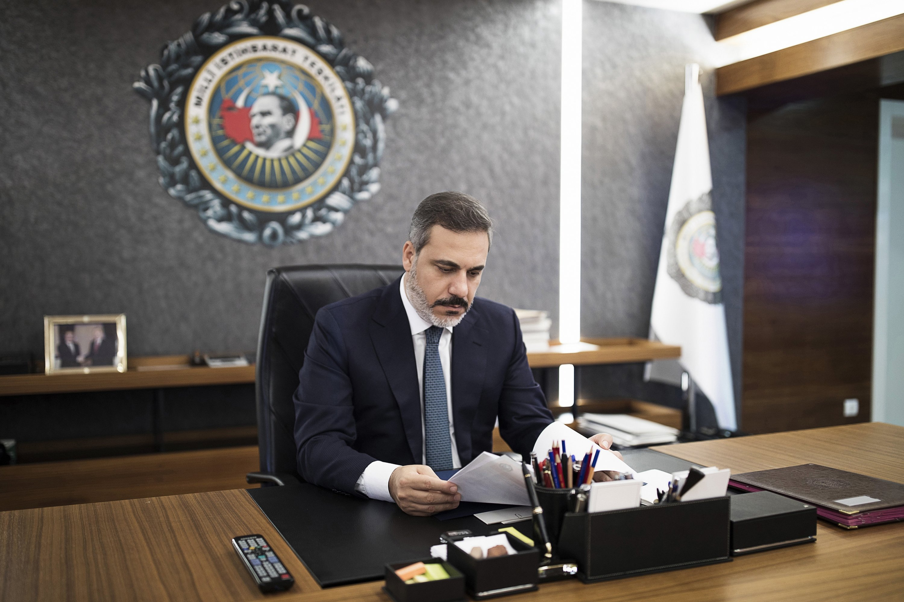 Turkey's foreign intelligence activities surge in 2020: MIT head | Daily Sabah
