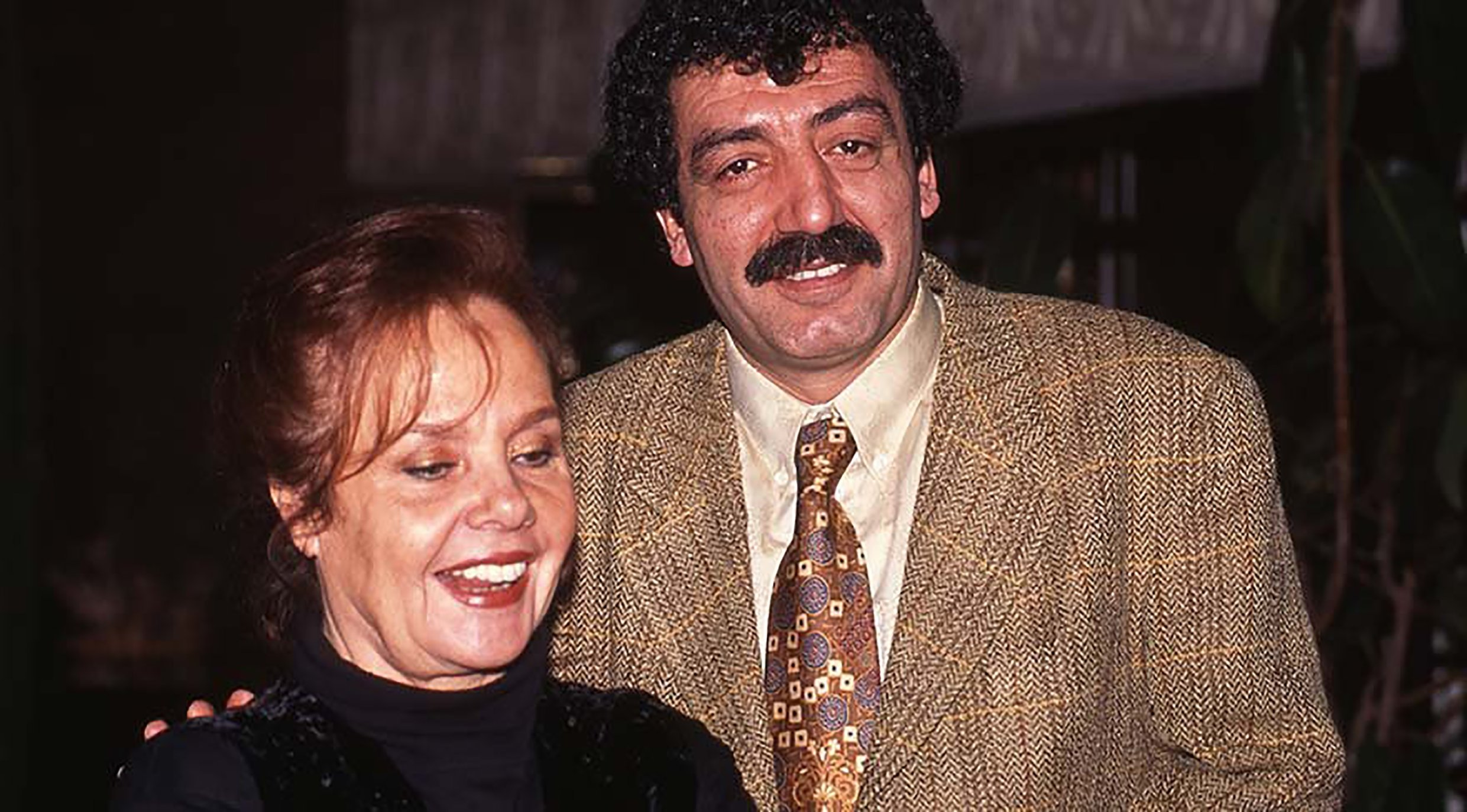 Muhterem Nur (L) and her husband Müslüm Gürses. (Archive Photo)