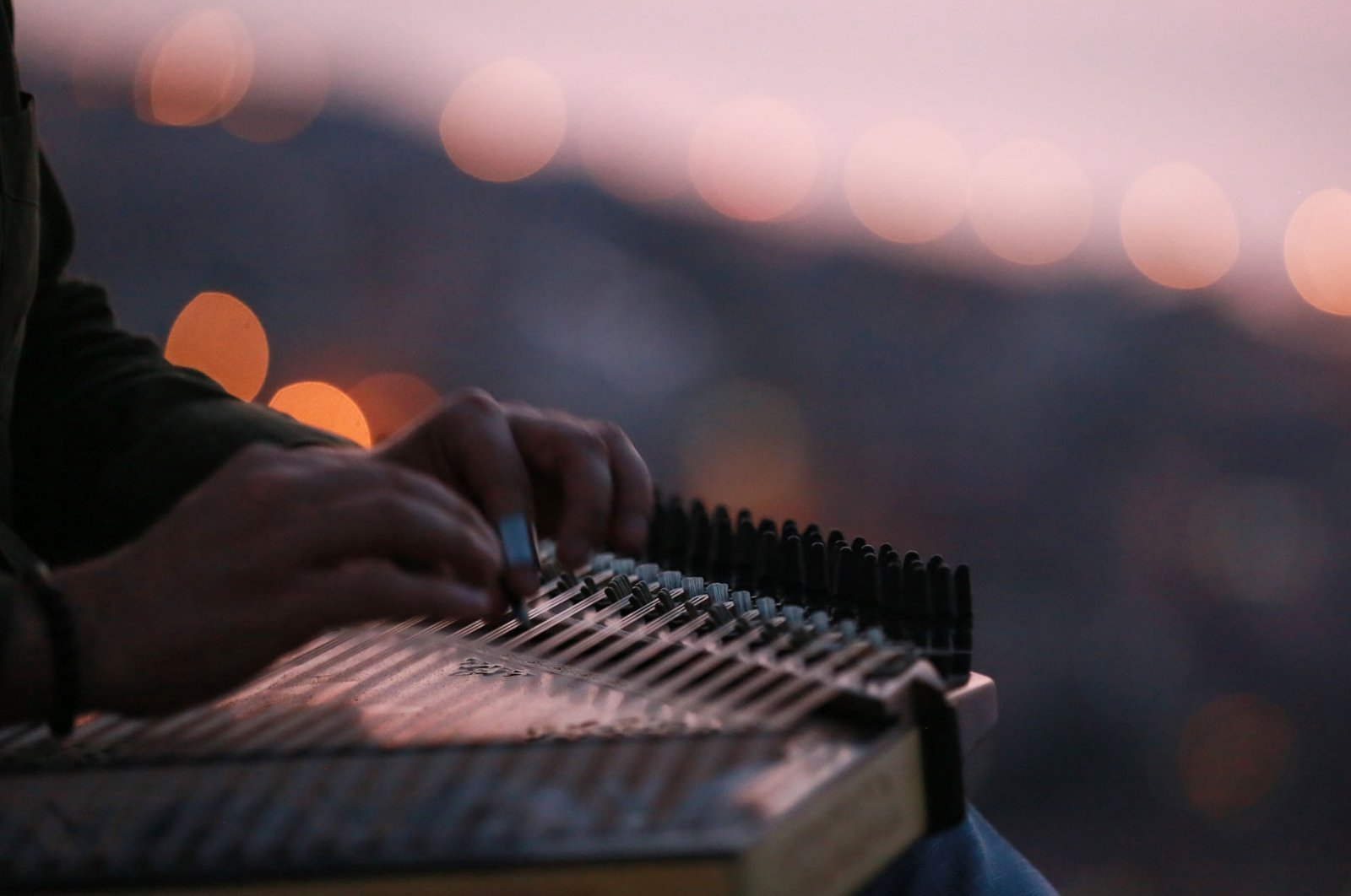 Inter Nations is hosting an online Turkish Traditional Music Festival, featuring instruments such as the Turkish kanun (pictured). (Shutterstock Photo)