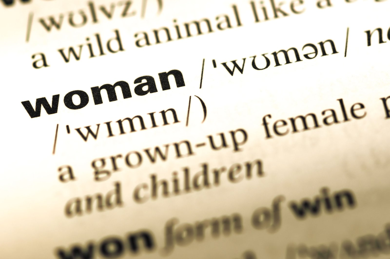 Sexism is rife in our everyday vocabulary. (Shutterstock Photo)