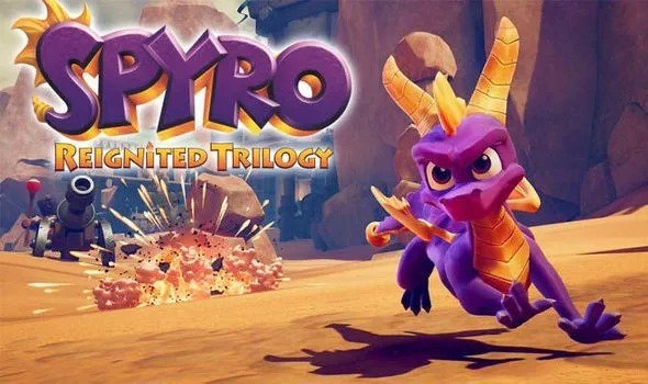 Spyro is also playable on Microsoft Xbox and Nintendo Switch. (Credit: Insomniac Games)