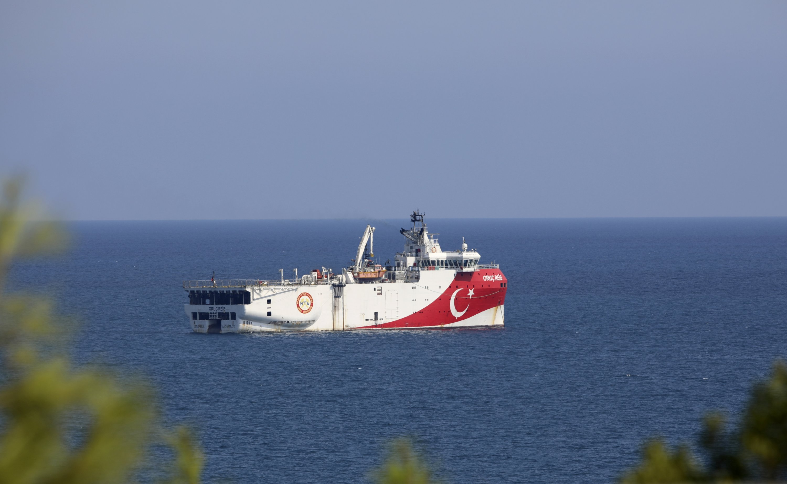 Turkey, Egypt and new balance of power in East Med