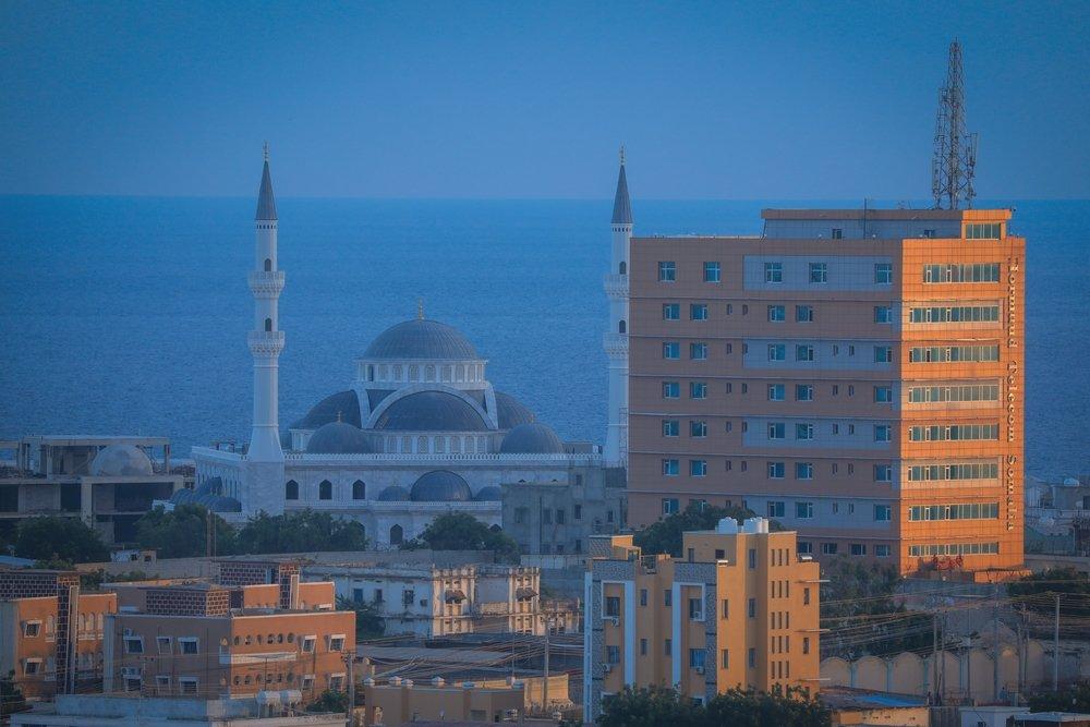 A view of Mogadishu the capital city of Somalia, July 1, 2020. (Shutterstock Photo)