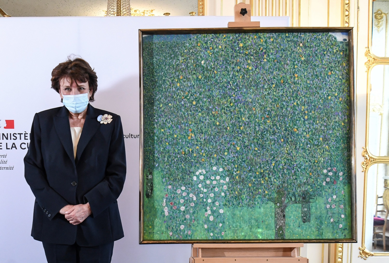 France to return Klimt artwork stolen by Nazis to rightful heirs