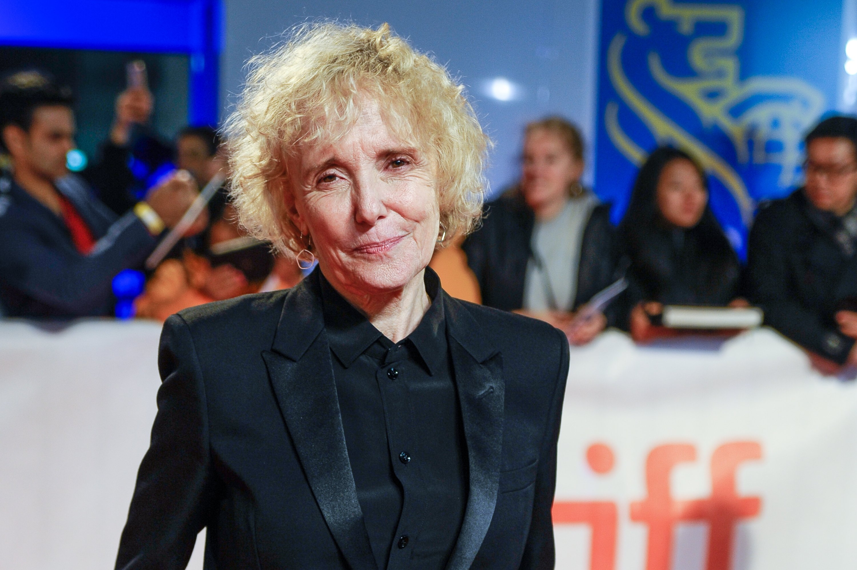 Director Claire Denis attends the 'High Life' Premiere at Roy Thomson Hall on Sept. 9, 2018, Toronto, Canada.  (Getty Images)
