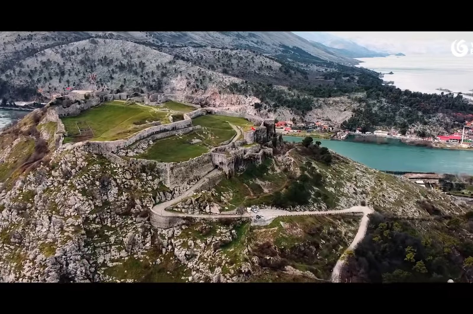 """A still shot from """"Feel the Culture: Albania."""""""