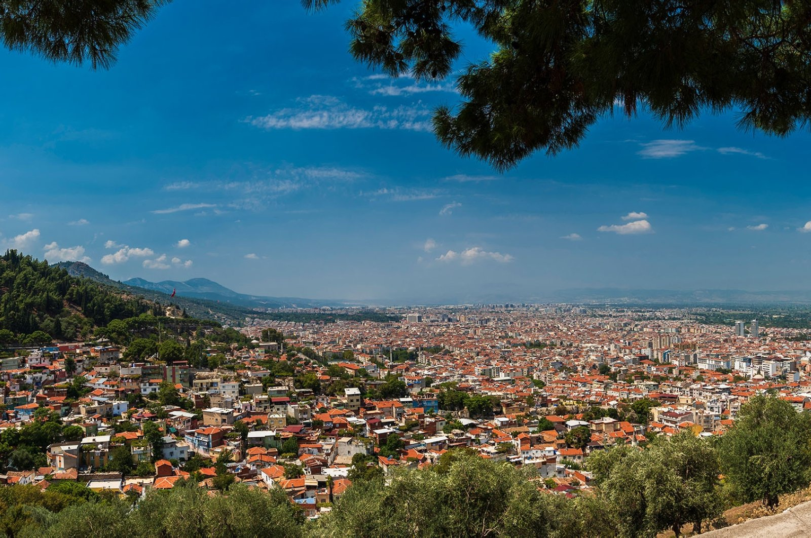 Manisa is a center of culture and history in western Turkey. (Shutterstock Photo)