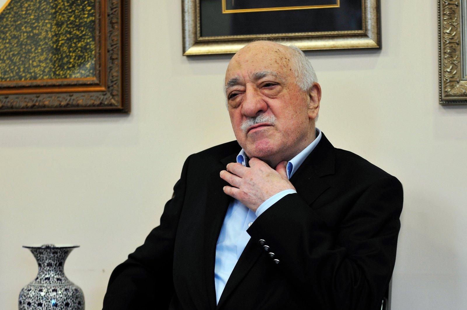 Fetullah Gülen in his compound in Pennsylvania, U.S., July 17, 2016. (AP PHOTO)