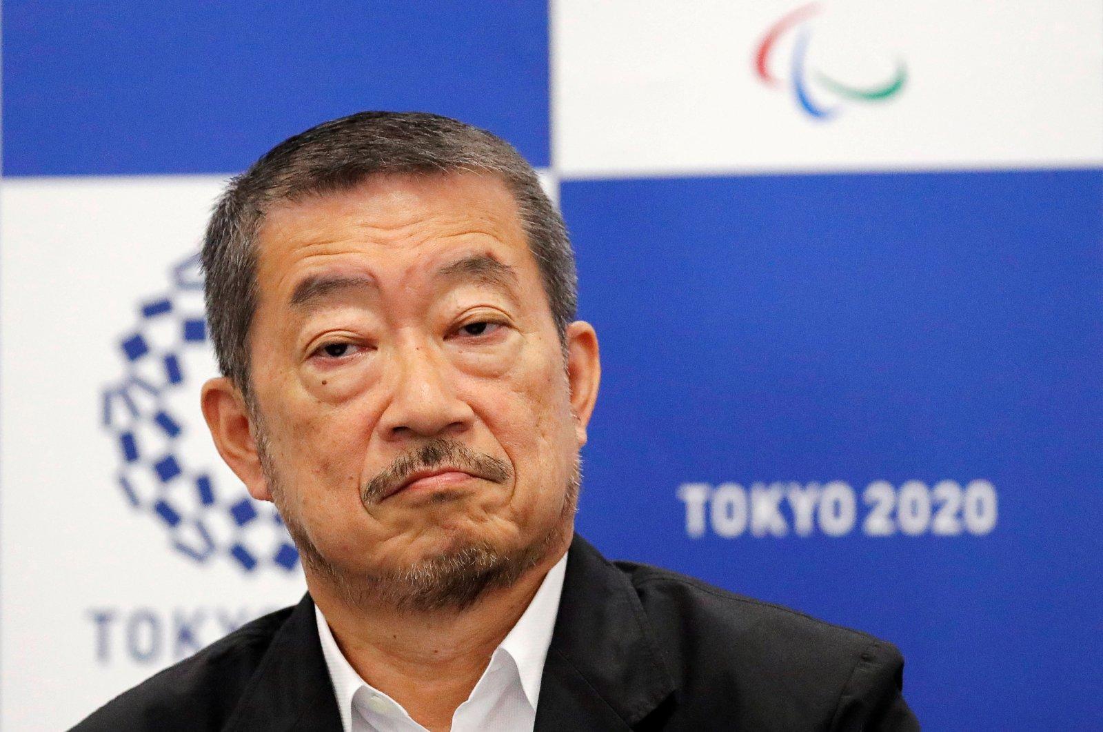 Tokyo 2020 Olympics Executive Creative Director Hiroshi Sasaki attends a news conference in Tokyo, Japan, July 31, 2018. (Reuters Photo)