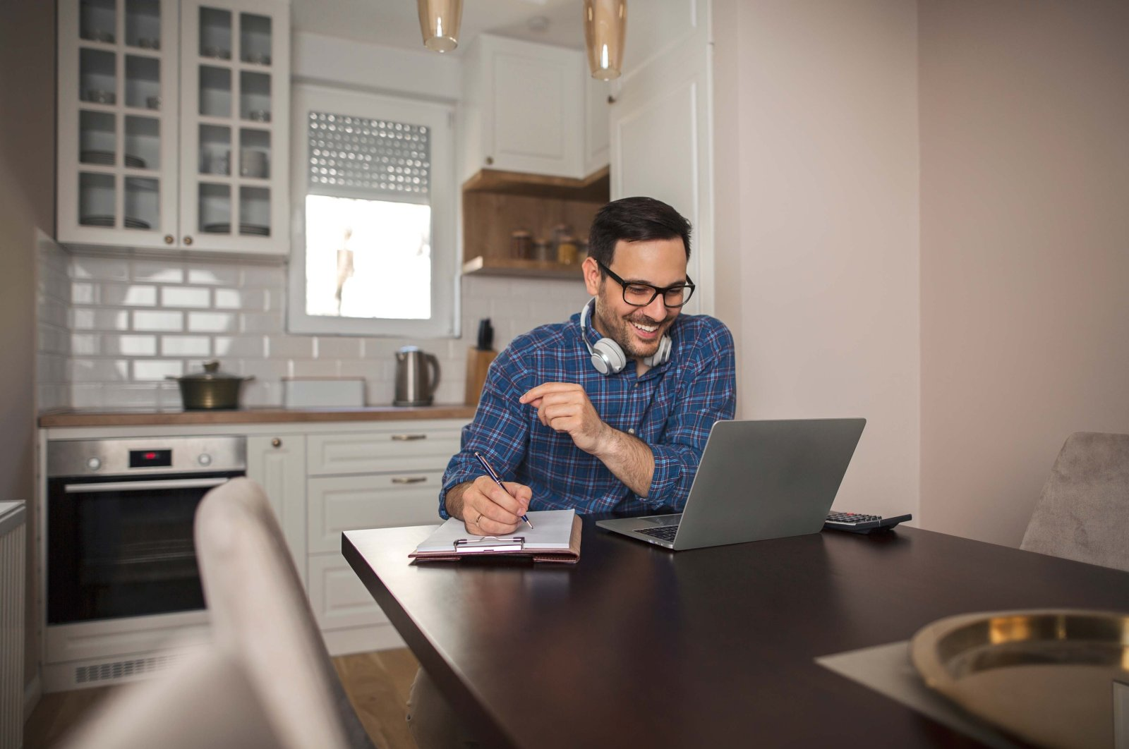 Sabancı Holding drafted the framework of its remote working practices for the post-virus period. (Shutterstock Photo)