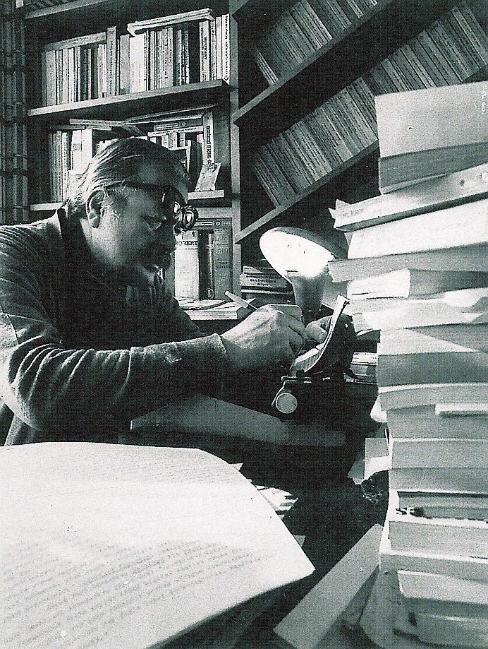 Fethi Naci was the founder of the Gerçek Publishing House. (Archive Photo)