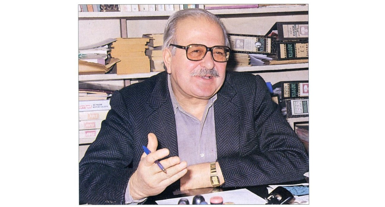 Fethi Naci published book series about literary criticism and the economic problems of Turkey. (Archive Photo)