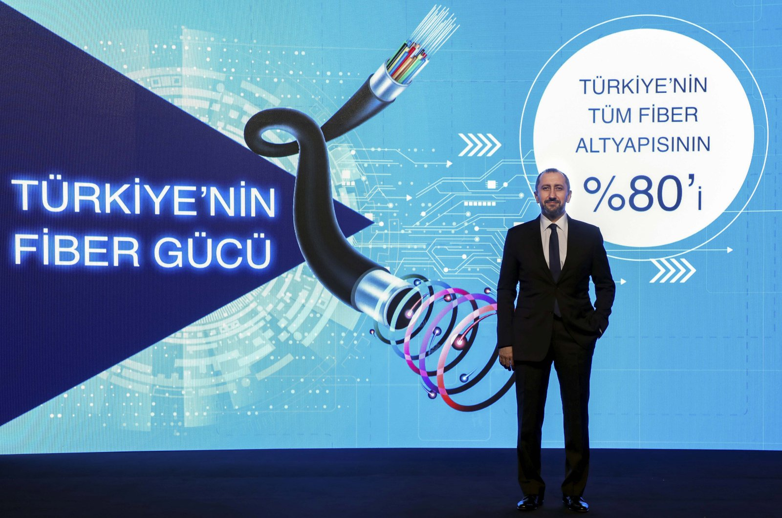 Türk Telekom CEO Ümit Önal. (Sabah File Photo)