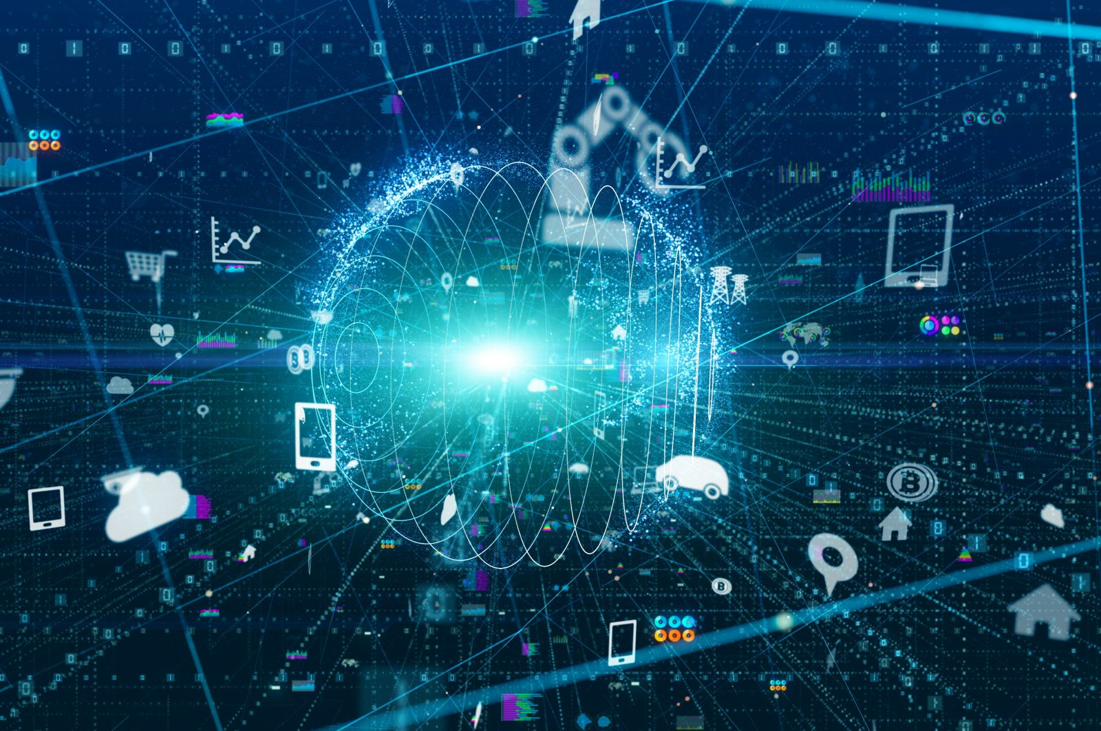 Cerebrum Tech's business areas include AI, data analytics, blockchain and cybersecurity. (iStock Photo)