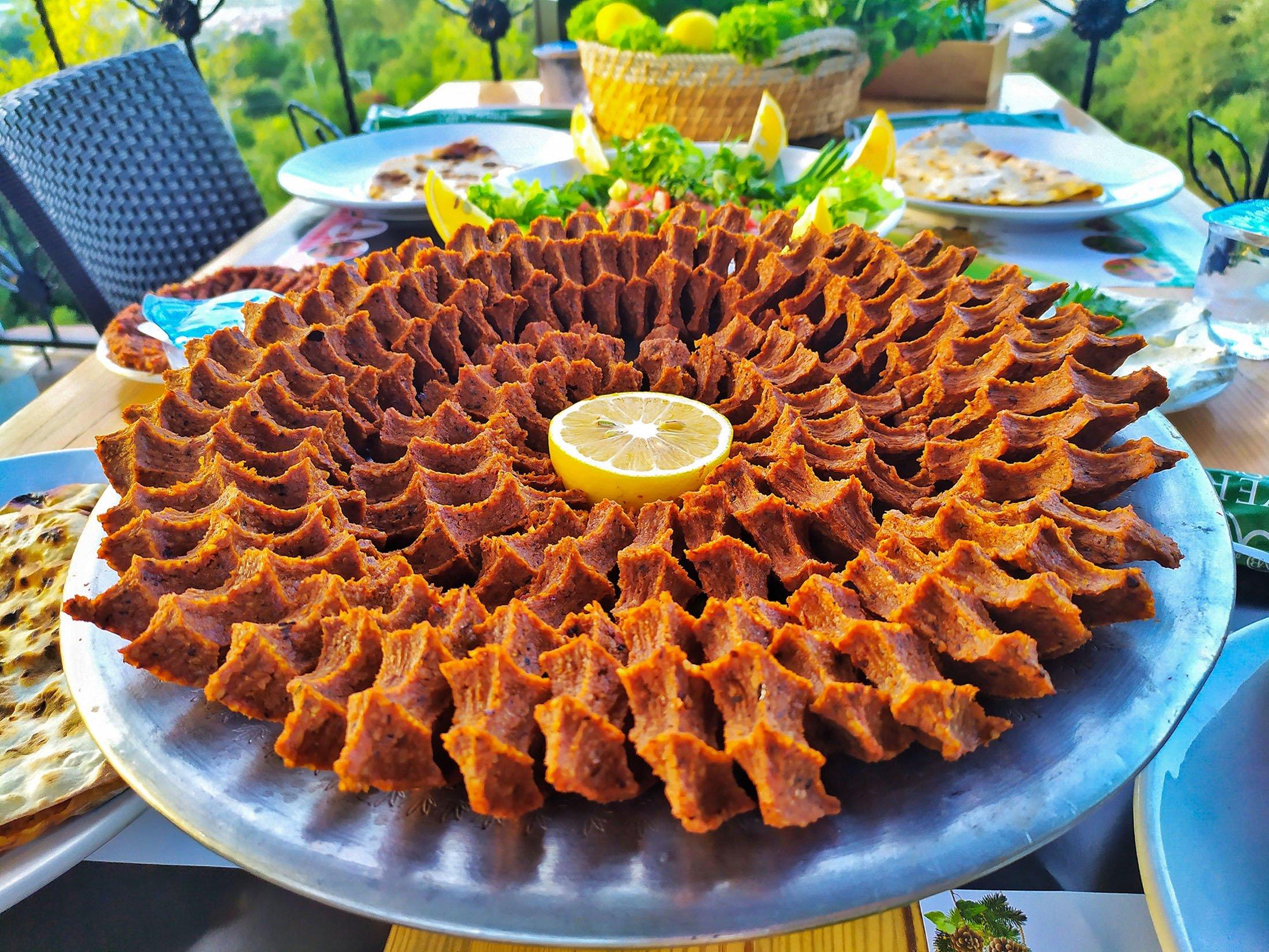Çiğköfte is a great party food. (Shutterstock Photo)