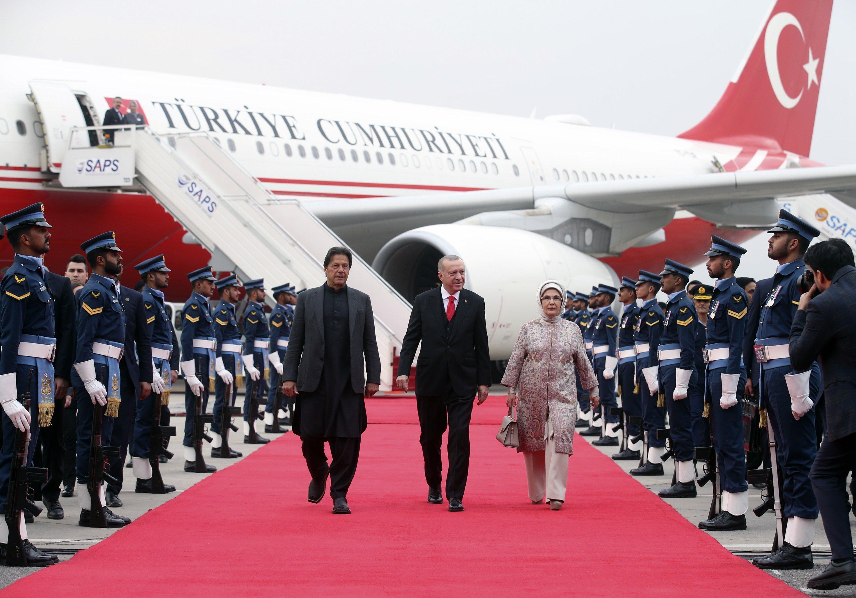 Pakistan-Turkey friendship backbone of economic success