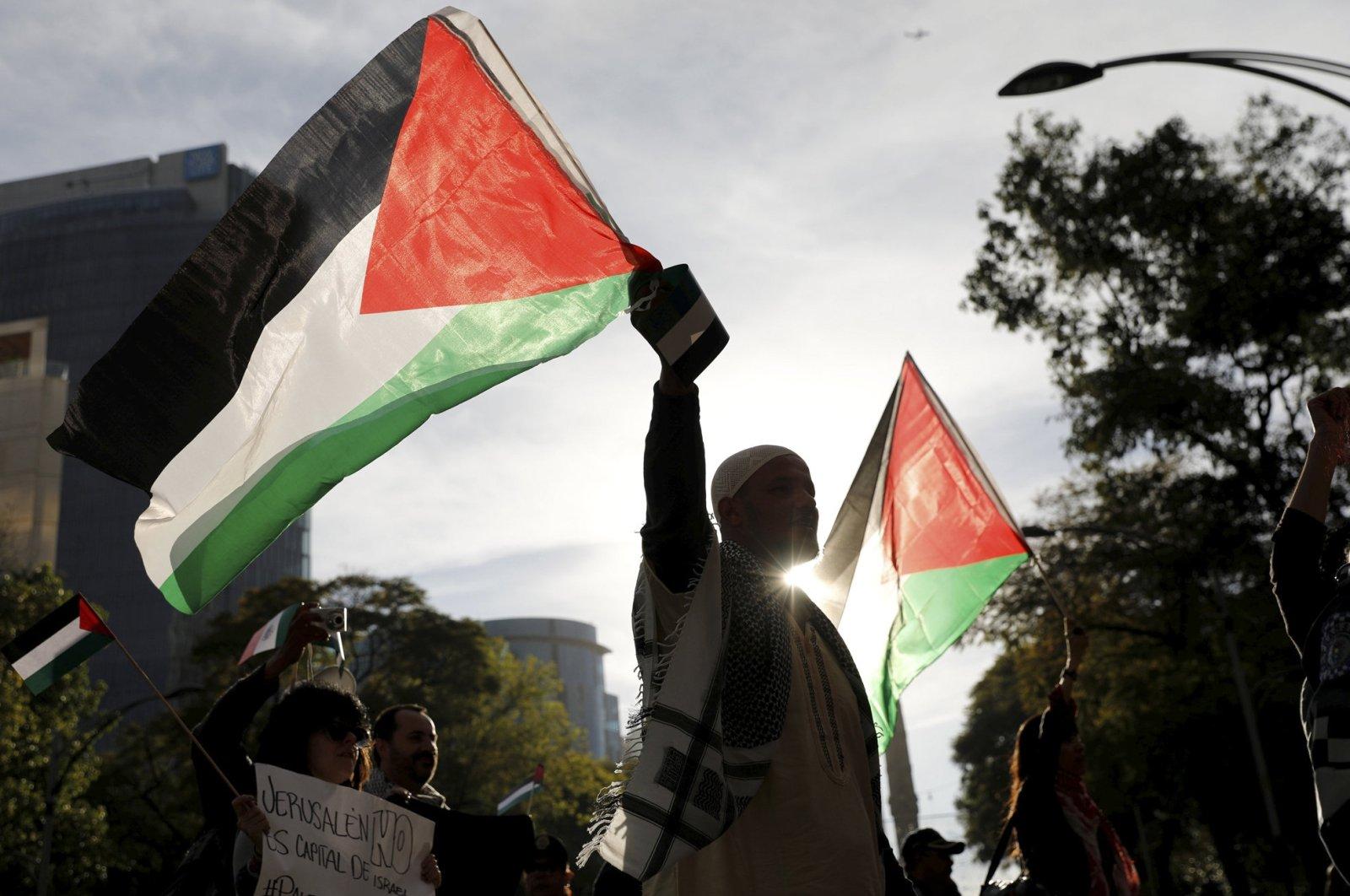 UN, US, Russia, EU discuss Israeli-Palestinian conflict virtually   Daily Sabah