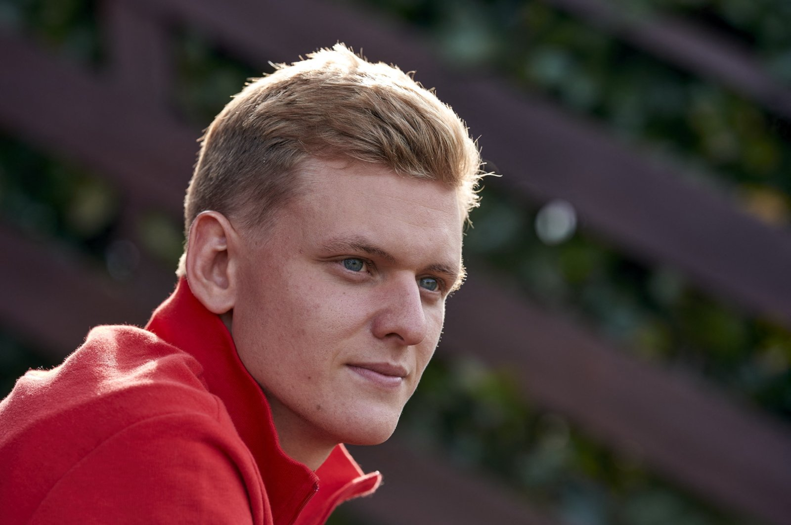 German racing driver Mick Schumacher at the Ferrari Driver Academy (FDA) in Maranello, Italy, Sept. 29, 2020. (AFP Photo)