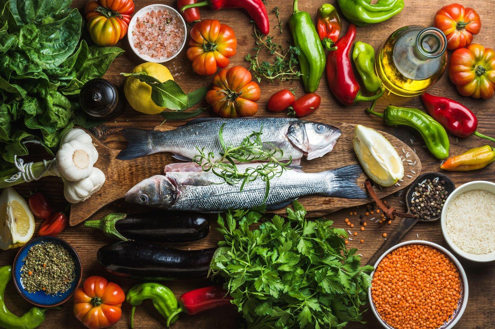The Mediterranean diet was chosen as the best overall diet of 2020. (Shutterstock Photo)