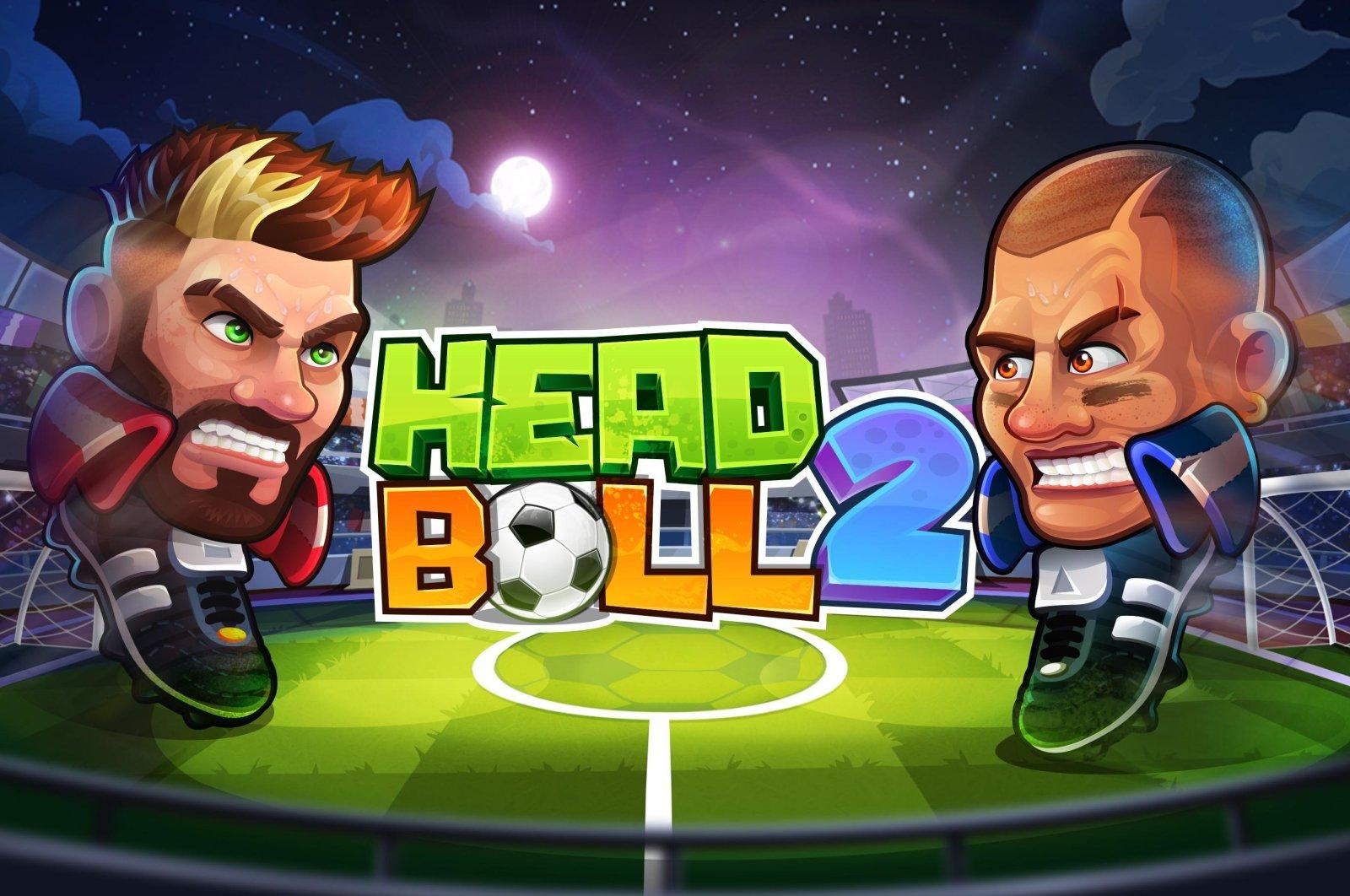 A promotional poster of Head Ball 2, developed by Turkish company Masomo (Courtesy of Masomo)