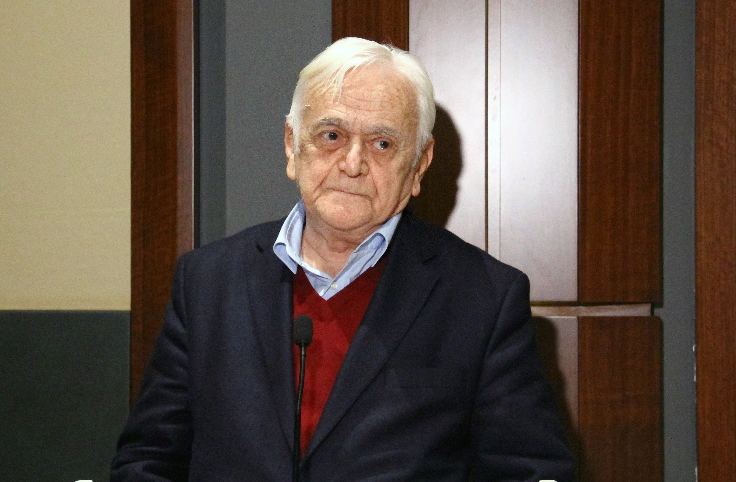 Mehmet Genç is seen in this undated file photo reissued on March 18, 2021. (AA Photo)