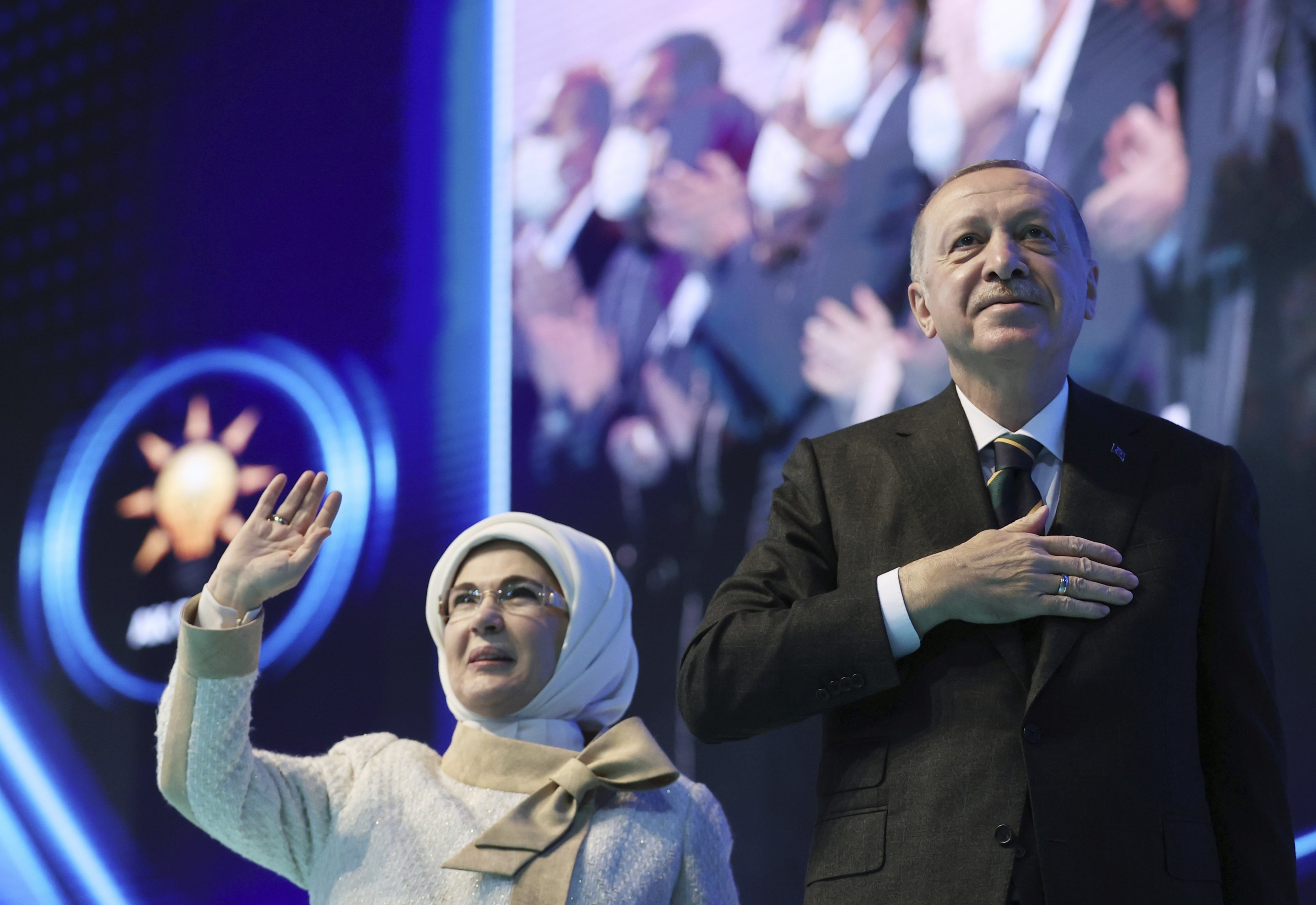 AK Party's manifesto for a stronger Turkey