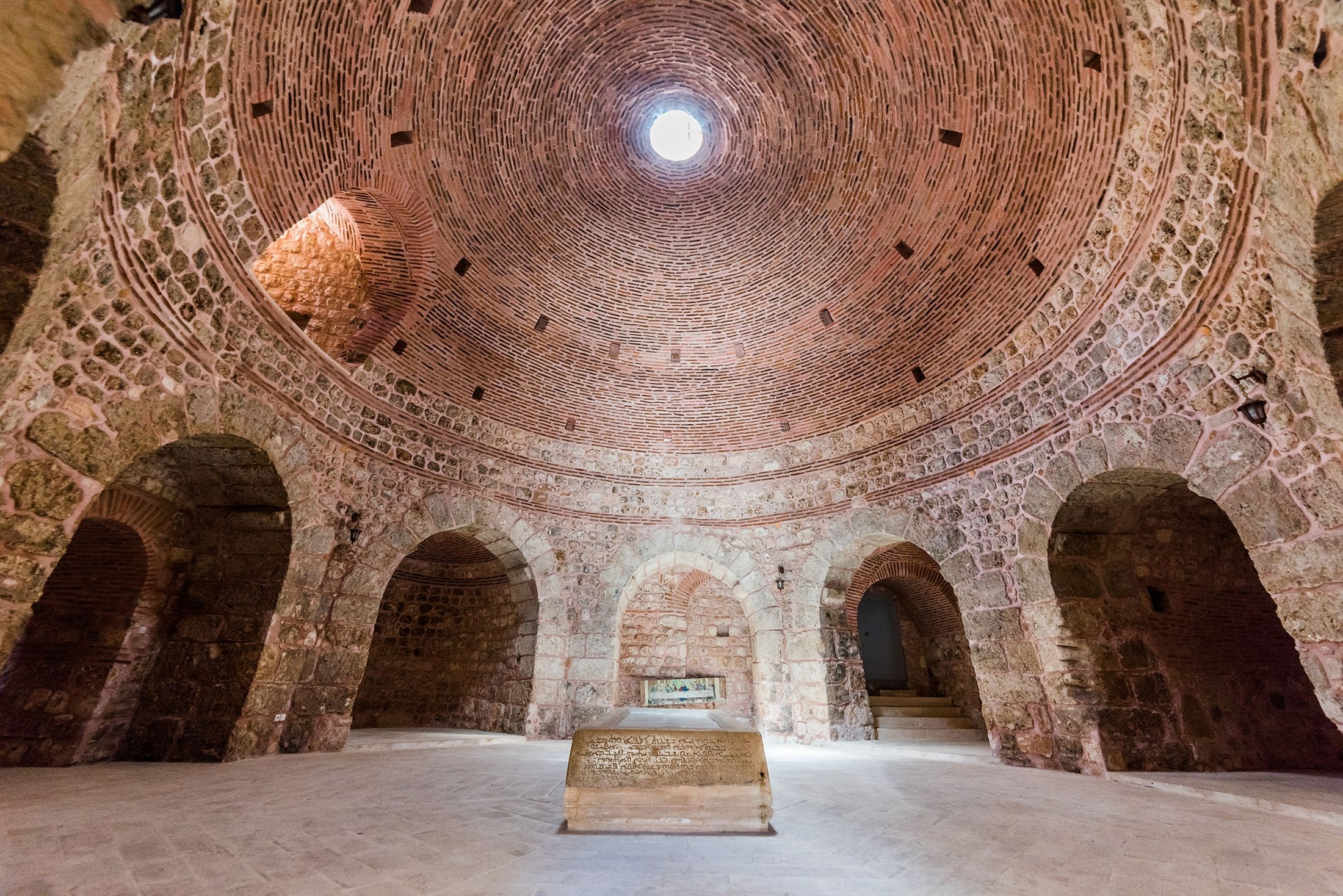 The Mor Gabriel is the oldest surviving Syriac Orthodox monastery in the world. (Shutterstock Photo)