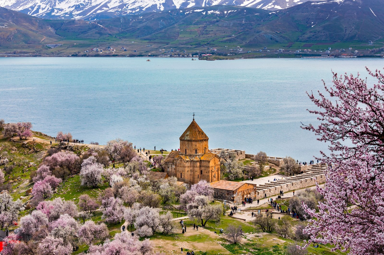 Land of tolerance: 6 most beautiful Christian sites in Turkey
