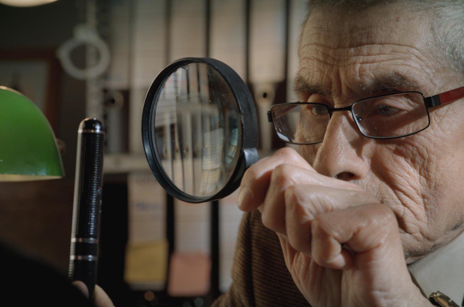 "A still shot from ""El Agente Topo"" (""The Mole Agent""). (Courtesy of IKSV)"