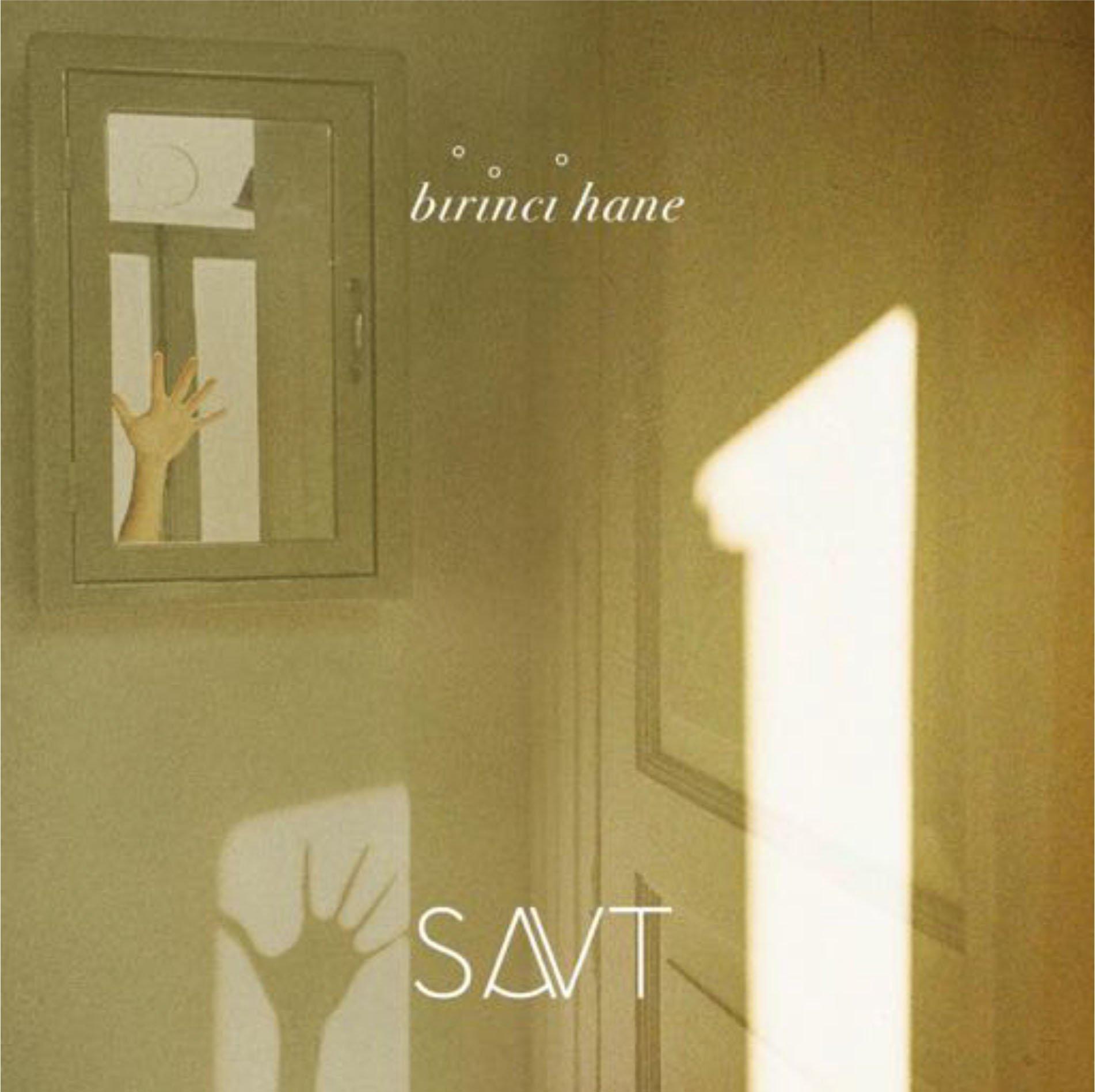 The cover of SAVT's first album 'Birinci Hane.' (Courtesy of SAVT)