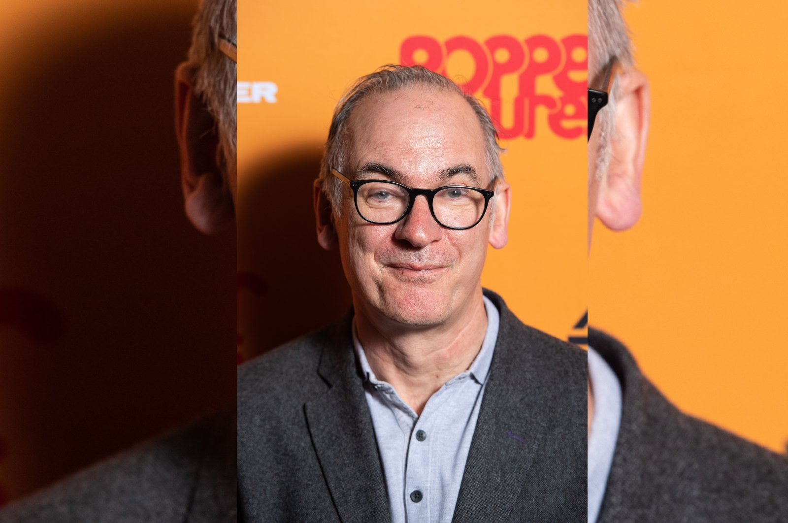"""Paul Ritter attends the """"Friday Night Dinner"""" photocall at Curzon Soho, in London, England, March 09, 2020. (/Getty Images)"""