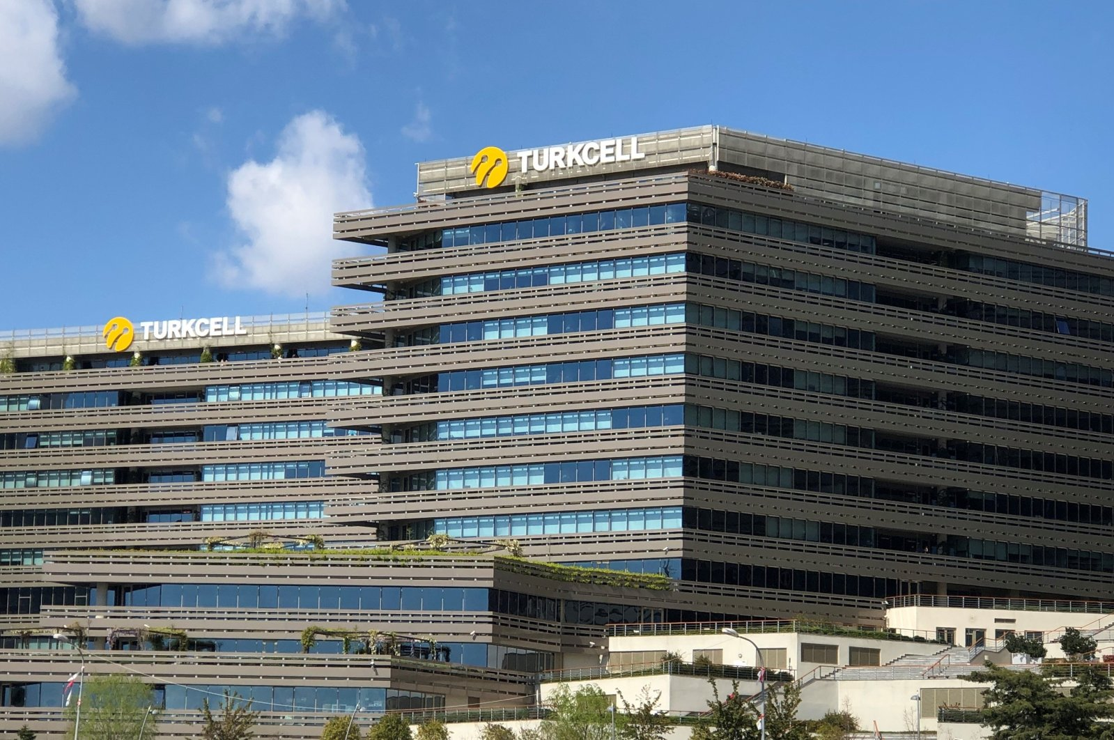 The headquarters of Turkcell in Istanbul, Turkey. (Courtesy of Turkcell)