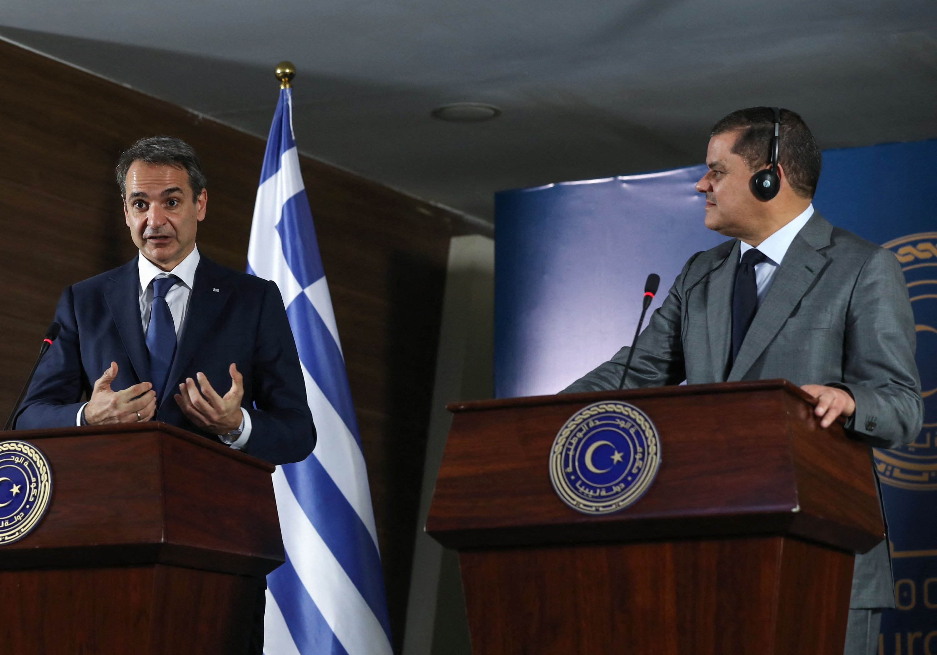 Greece to restore relations with Libya after 2019 deal with Turkey | Daily Sabah