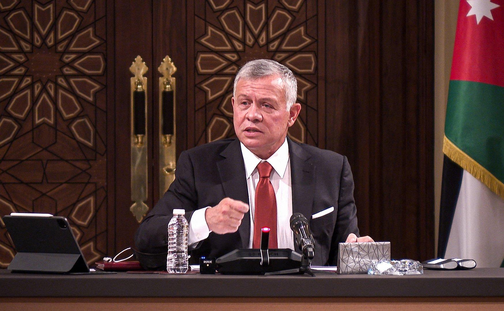 Jordan's King Abdullah says 'sedition buried' after palace turmoil | Daily  Sabah