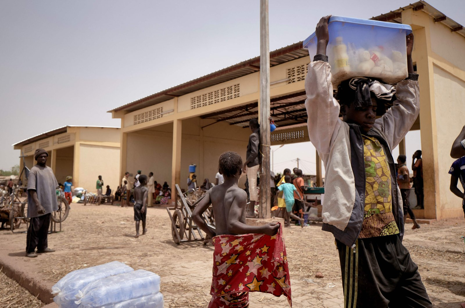 Food crisis worsening in West Africa after COVID-19 and attacks