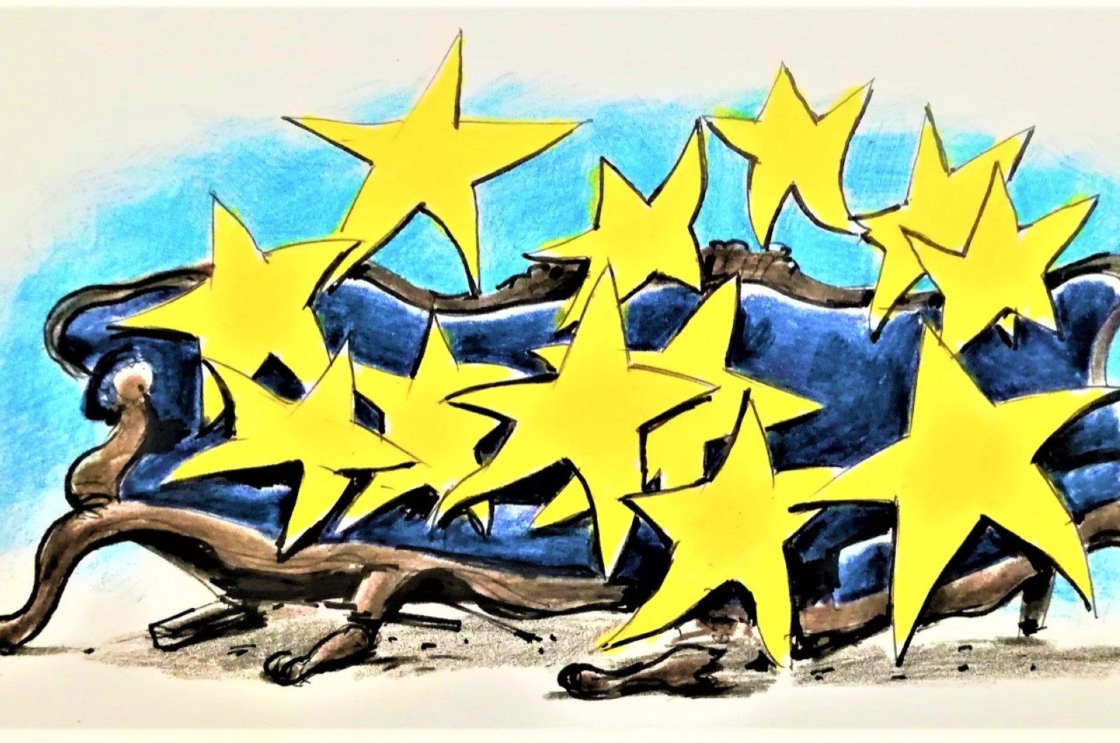 Photo of Stop injustice! EU's disharmony and dystopian future