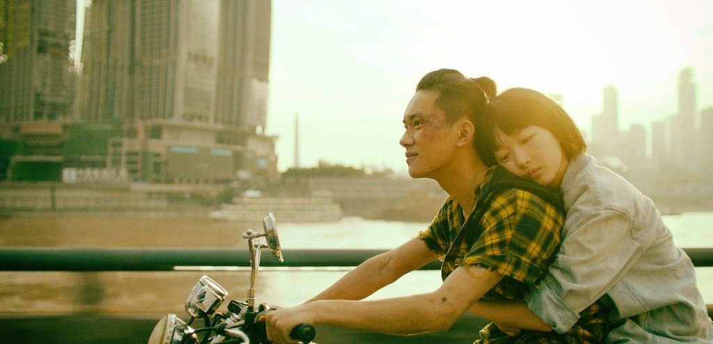 """A still shot from """"Better Days"""" by the director Derek Tsang."""