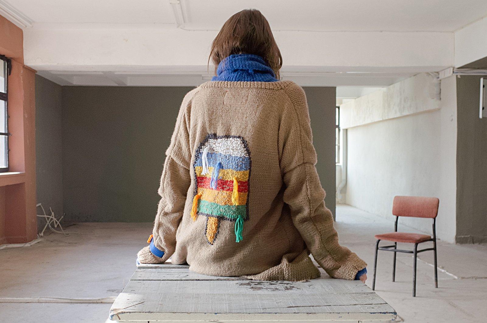 Incomplit is a community-engaged art and fashion studio. (Photo courtesy of Öykü Özgencil)