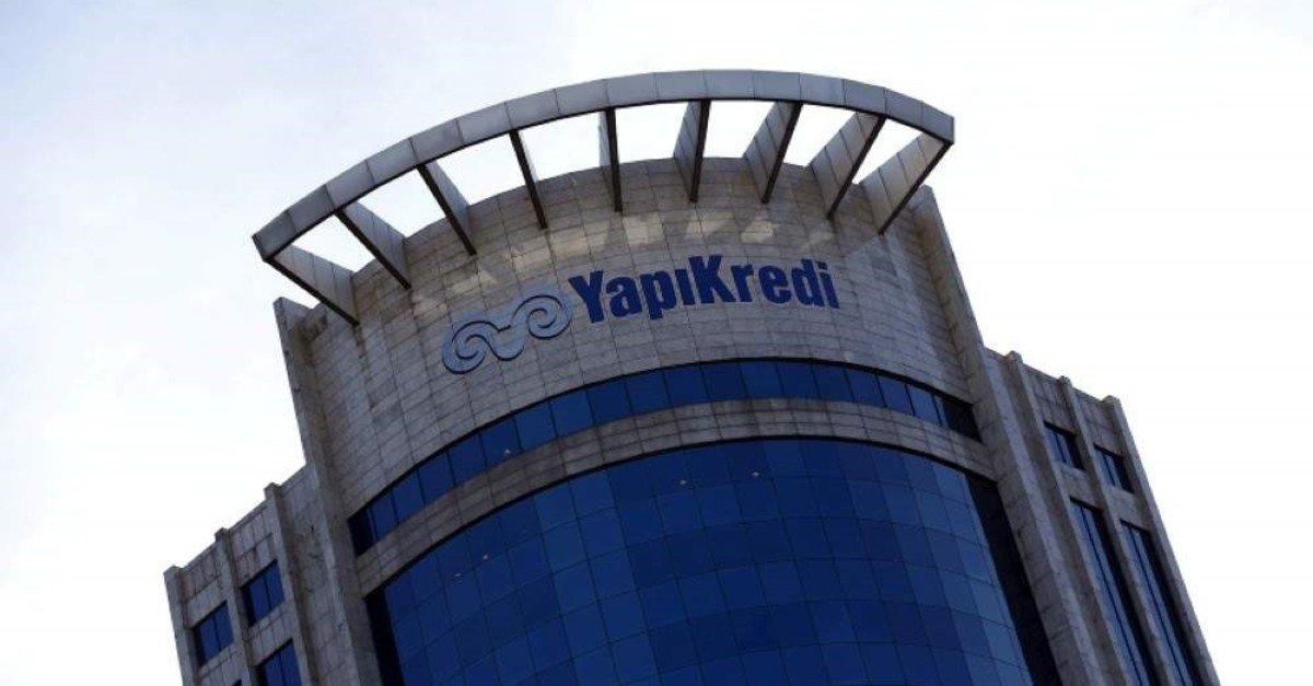 Yapı Kredi Bank headquarters in Istanbul, Turkey, Feb. 3, 2016. (Reuters File Photo)