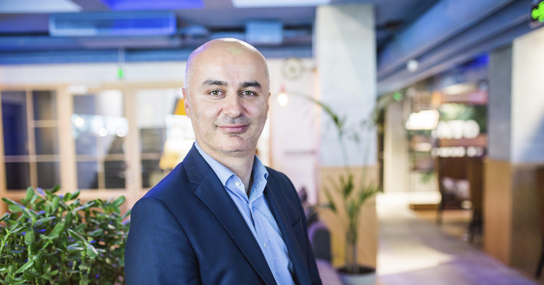 Startups.watch founder Serkan Ünsal.