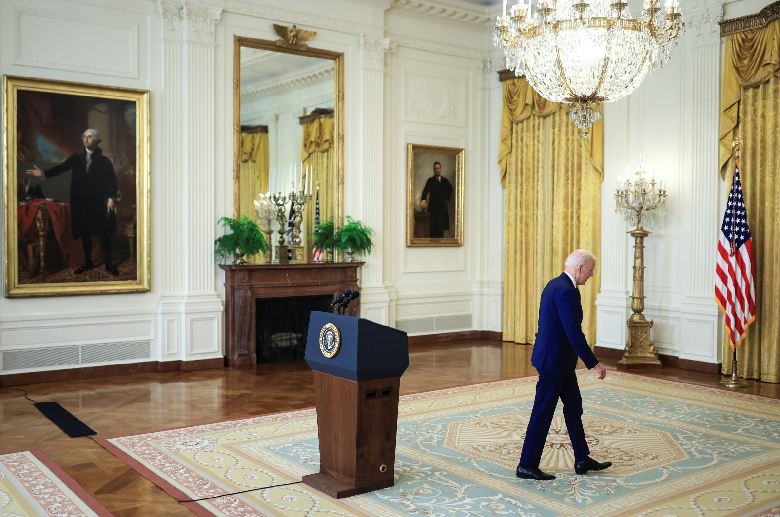 United States steps away from fighting with Russia | Column