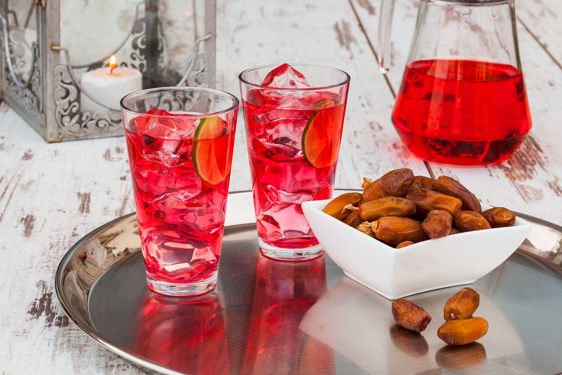 For a cold refreshing drink, try Rooh Afza. (Shutterstock Photo)