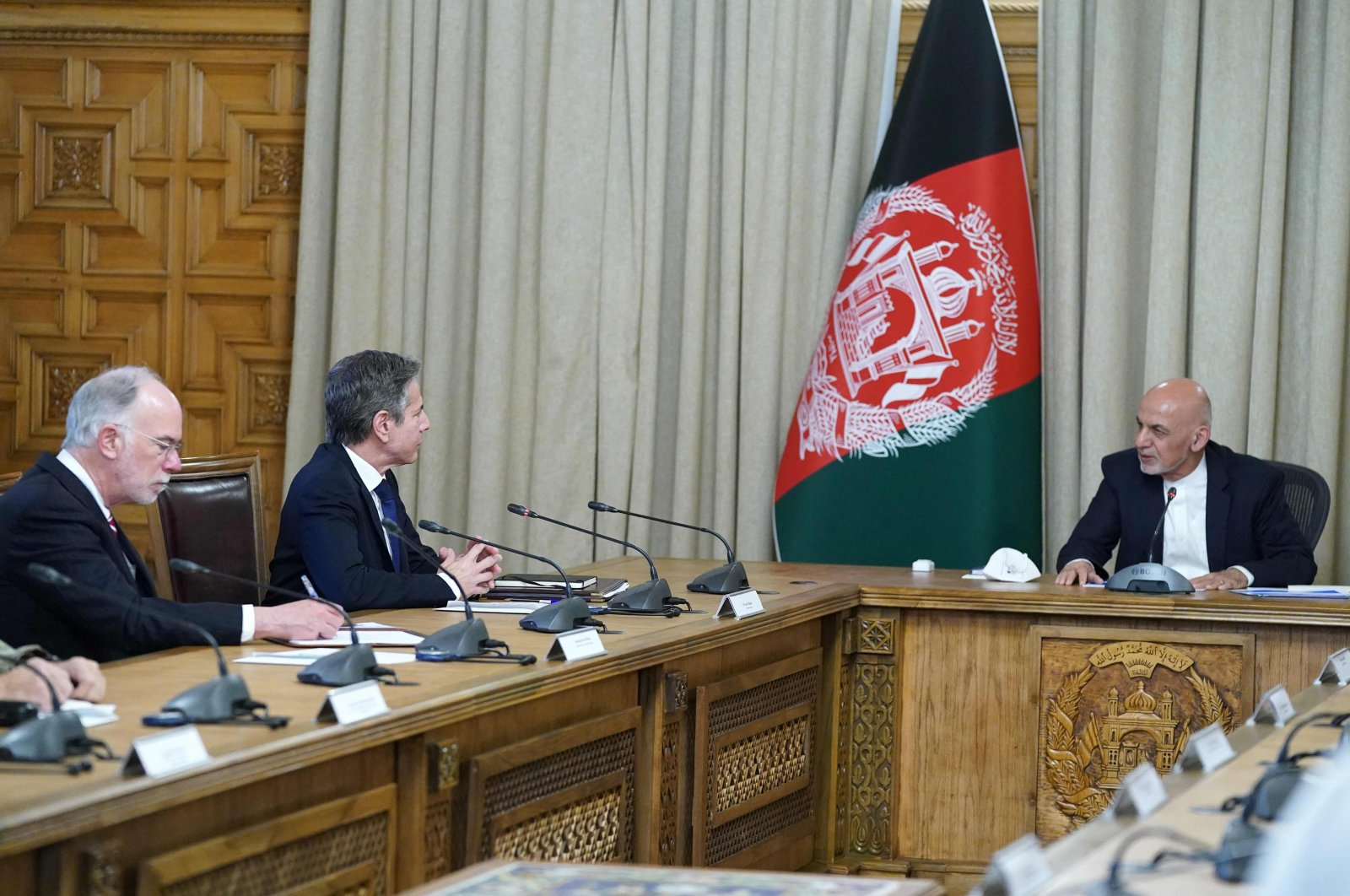 Pakistan, Afghanistan put hope in Istanbul meeting for peace talks