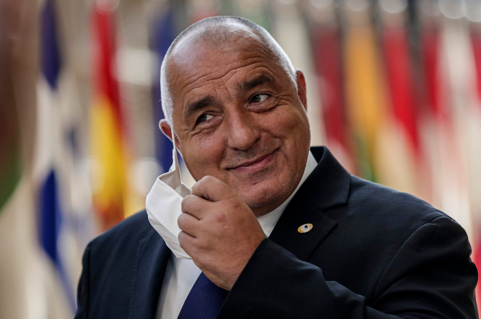 Erdoğan congratulates Bulgaria's Borisov for election victory