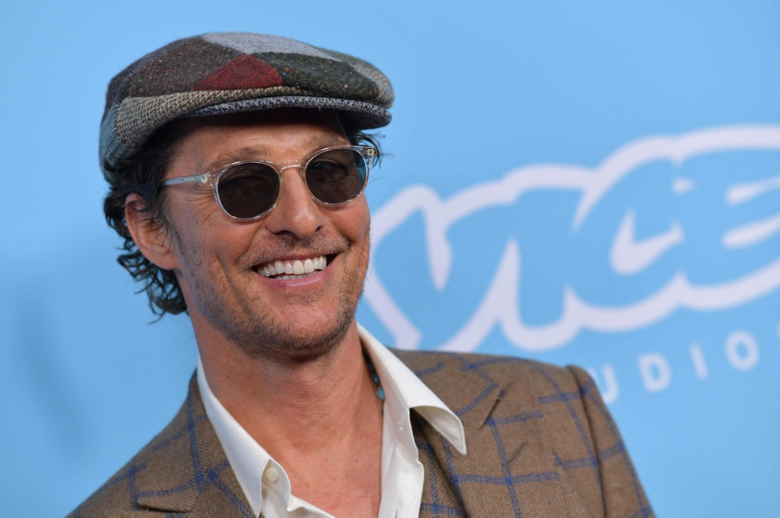 "U.S. actor Matthew McConaughey arrives for the Los Angeles premiere of ""The Beach Bum"" at the Arclight Cinemas in Hollywood, U.S., March 28, 2019. (AFP Photo)"