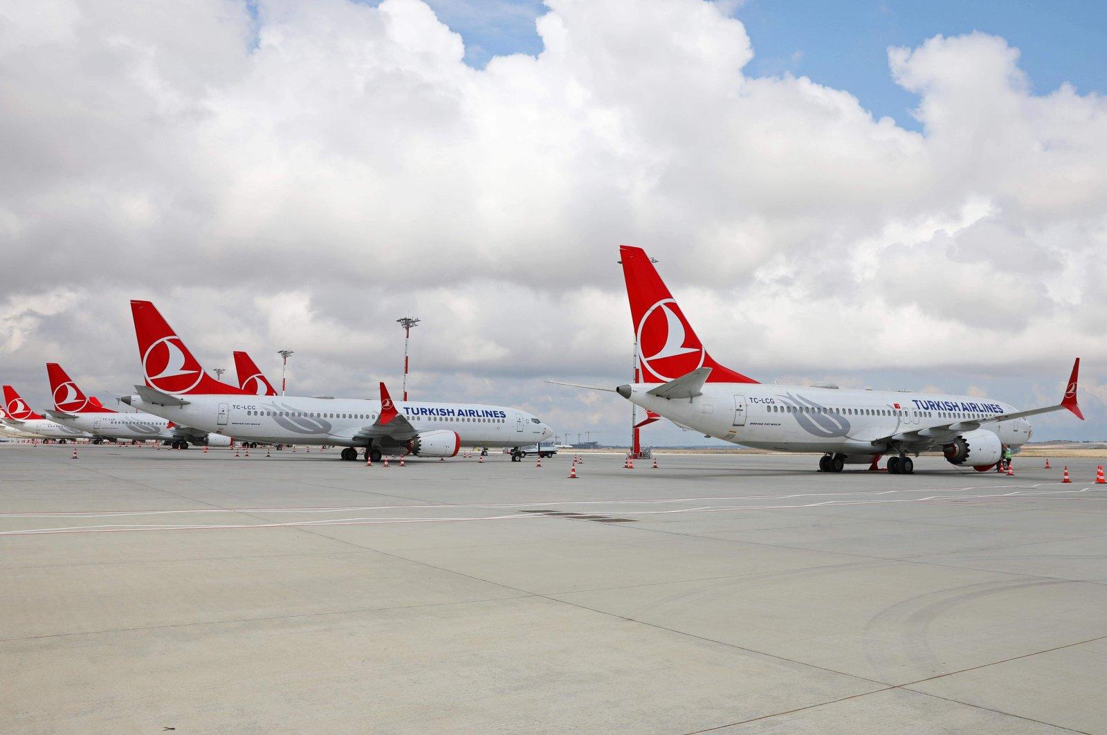 Turkish Airlines to restart flights from UK, Denmark