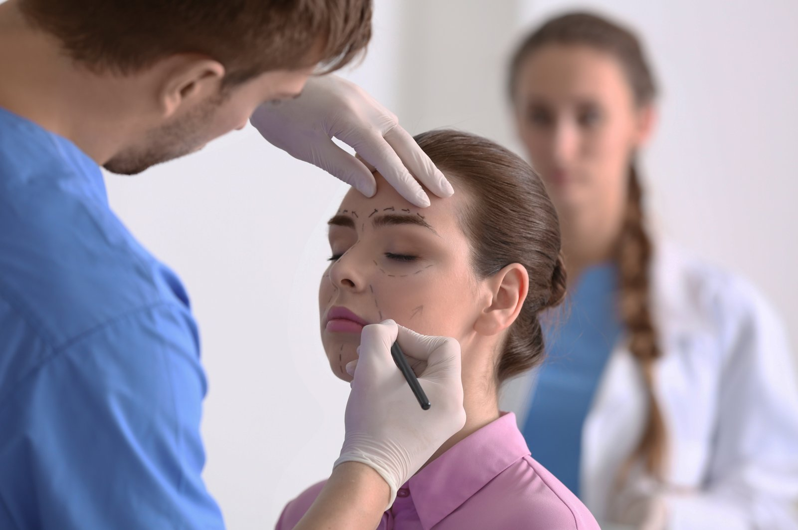 Plastic surgery has seen a rise in younger populations in Turkey. (Shutterstuck Photo)