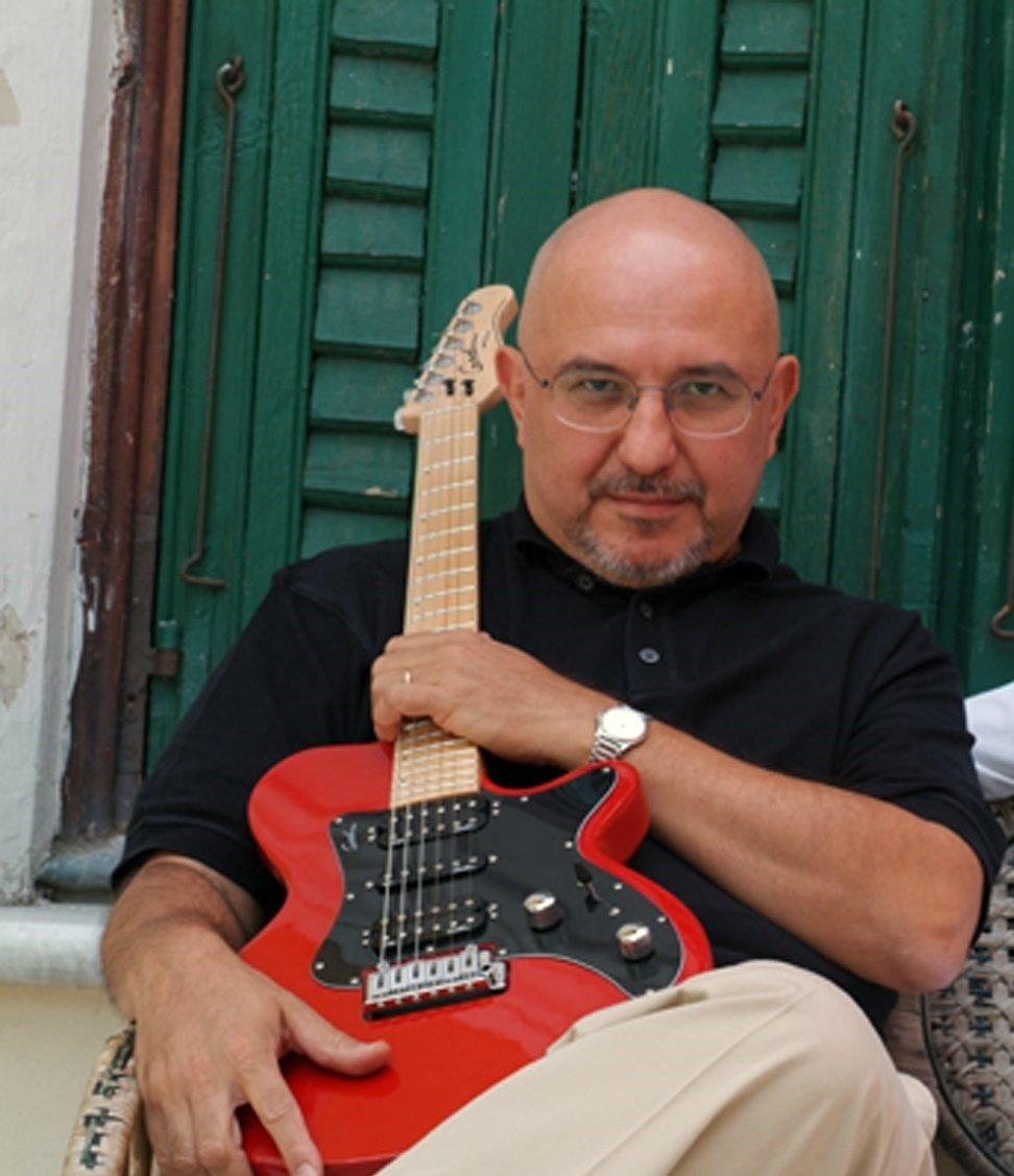 Önder Focan founded Nardis Jazz Club with his wife Zuhal Focan in 2002. (File Photo)