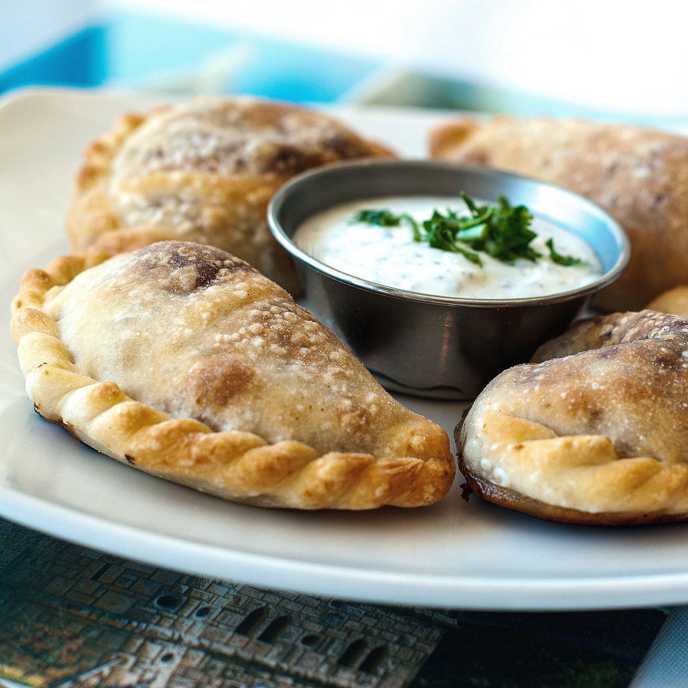 Sambouseks make for great finger foods or snacks. (Shutterstock Photo)